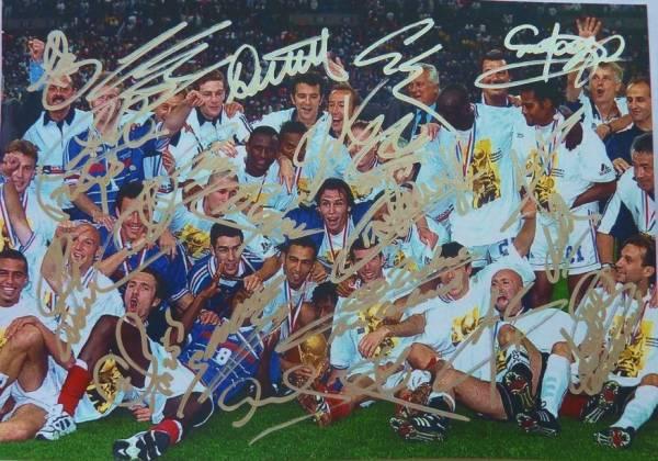 1998年ワールドカップ フランス...